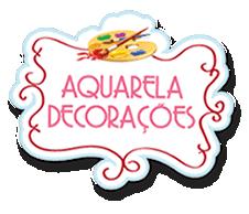 Imagem da logomarca Aquarela Decorações