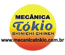 Imagem da logomarca Mecânica Tokio