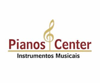 imagem da logomarca Pianos Center
